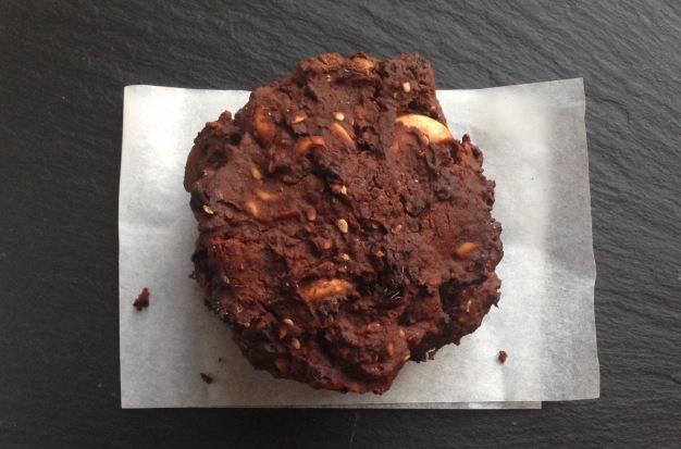 chocolate chia cookie