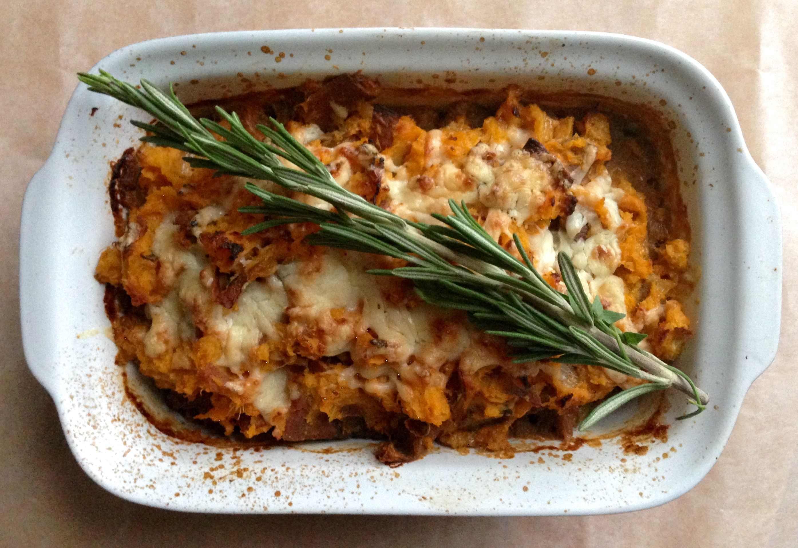 Kohlrabi-Topped Shepherd's Pie Recipe — Dishmaps